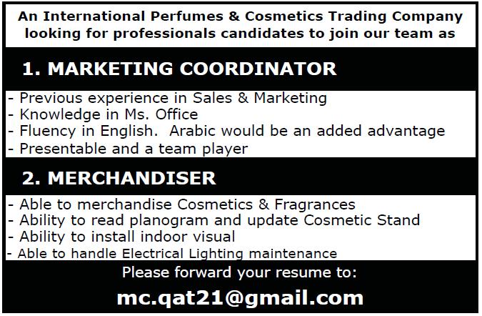 Perfumes and Cosmetics Trading Company