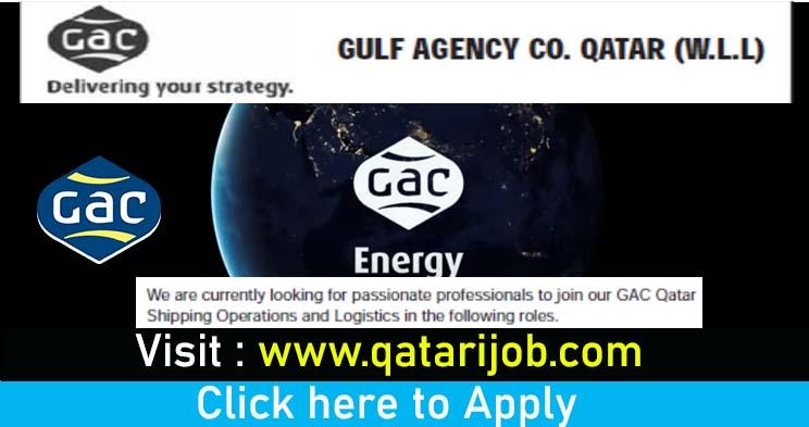 job at gulf agency qatar