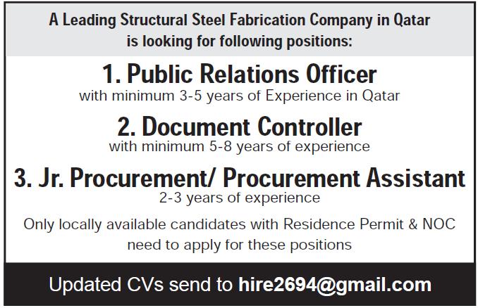 steel fabrication company