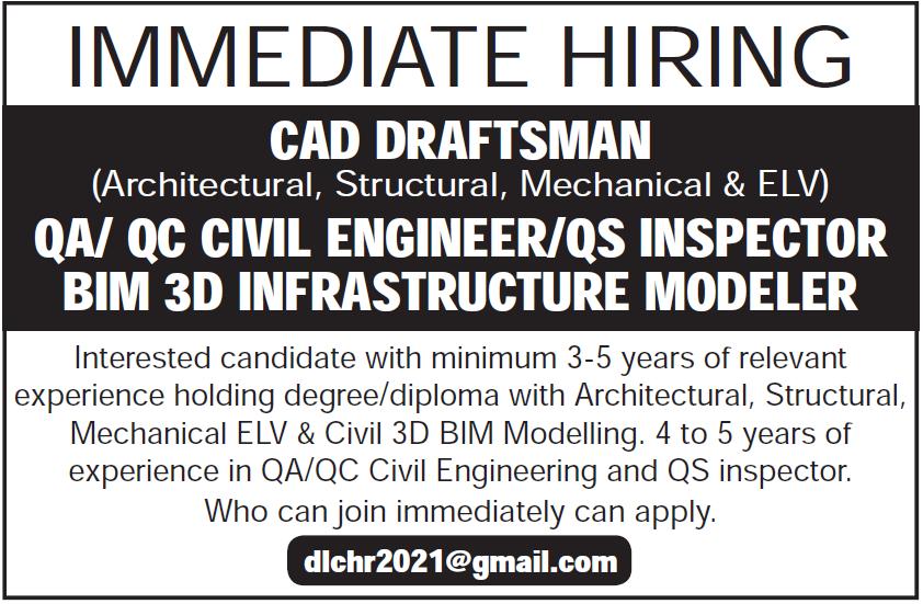 immediate hiring