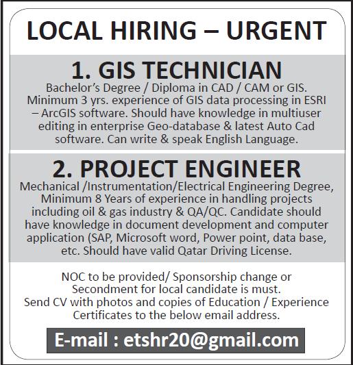 local hiring urgent
