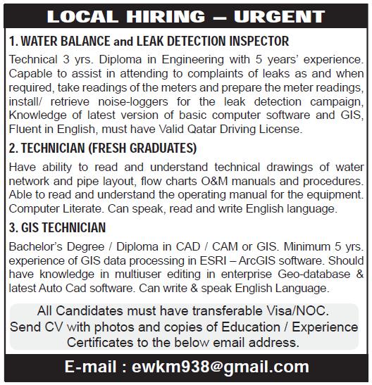 local hiring urgentl