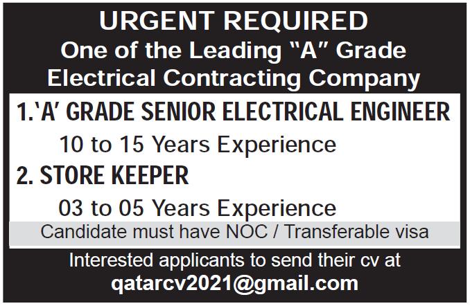 a grade electrical company