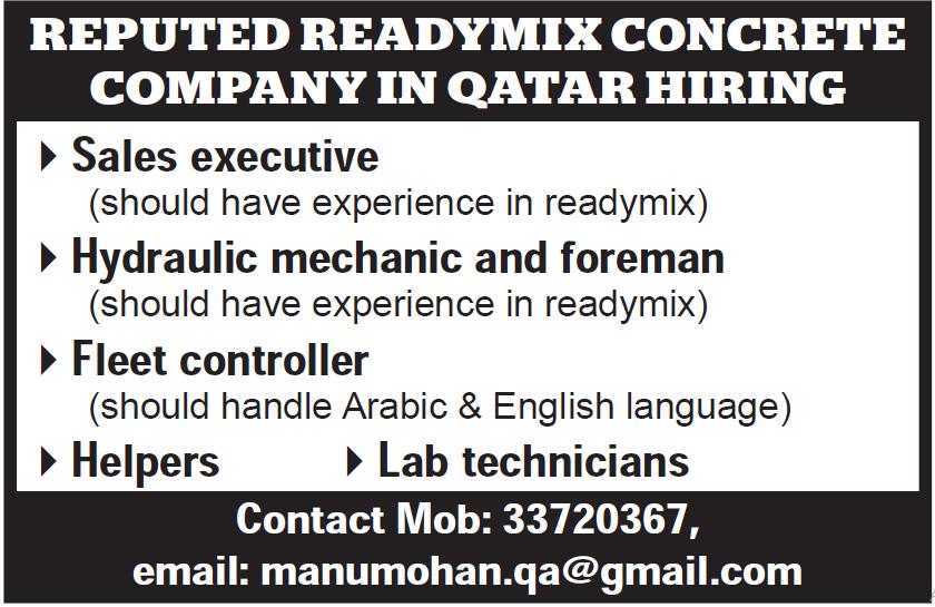 readymix concrete company
