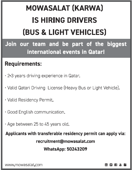 bus and light driver
